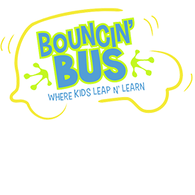 Logo for BOUNCIN' BUS, WI