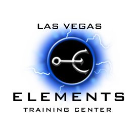 Logo for LAS VEGAS ELEMENTS