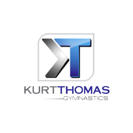 Logo for KURT THOMAS GYMNASTICS, TX