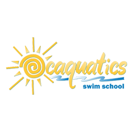 Logo for OCAQUATICS SWIM SCHOOL