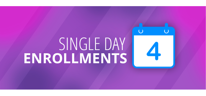 iClassPro Blog Image for Single Day Enrollments