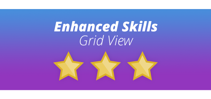 iClassPro Blog Image for Skills Grid View Enhancements