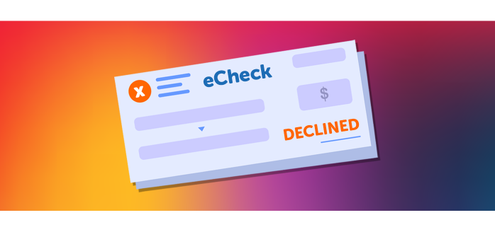 iClassPro Blog Image for Enhanced Rejected eCheck Handling