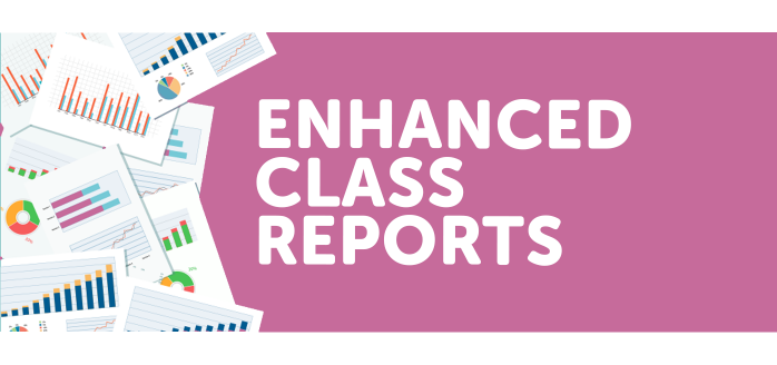 iClassPro Blog Image for New Look & Enhanced Class Reports