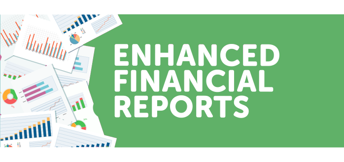 iClassPro Blog Image for Updated Financial Reports