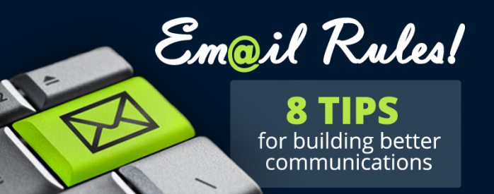 iClassPro Blog Image for Email Rules! 8 Tips for Better Communications