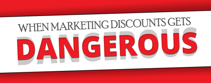 iClassPro Blog Image for When Marketing Discounts Gets Dangerous