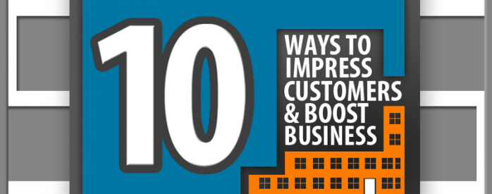iClassPro Blog Image for 10 Ways to Impress Customers and Boost Business