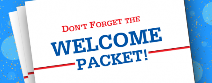 iClassPro Blog Image for Don't Forget the Welcome Packet!