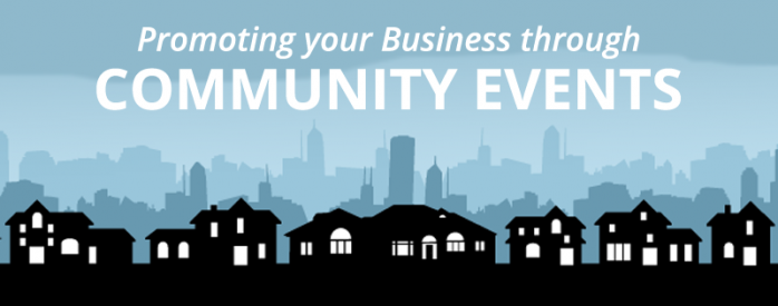 iClassPro Blog Image for Promoting your Business through Community Events