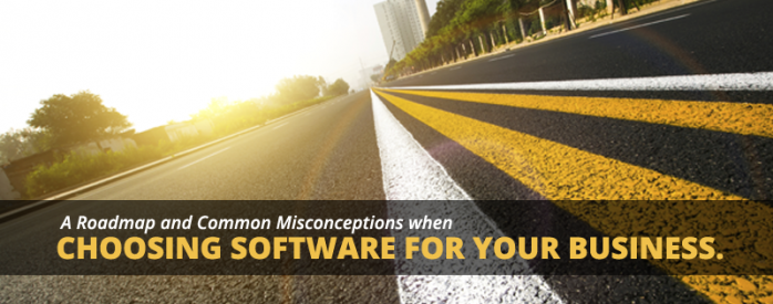 iClassPro Blog Image for Choosing Software for Business: A Roadmap and Common Misconceptions