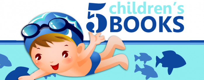 iClassPro Blog Image for 5 Children's Books to Encourage Youngsters to Dive Right into Swimming!
