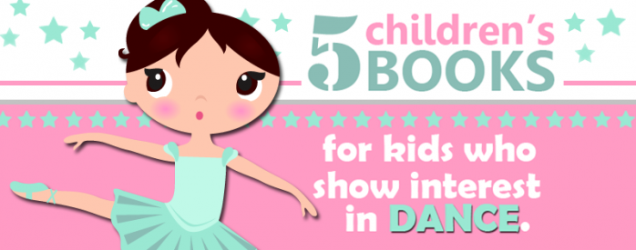 iClassPro Blog Image for 5 Children's Books for Kids Interested in Dance
