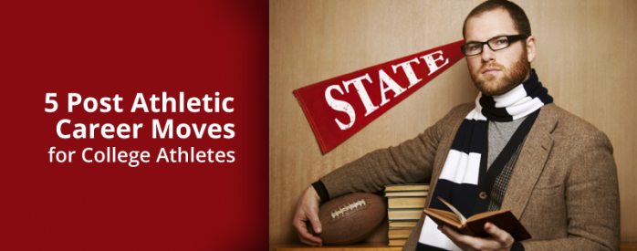 iClassPro Blog Image for 5 Post-Athletic Career Moves for College Athletes