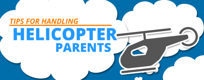 iClassPro Blog Image for How to Handle Helicopter Parents