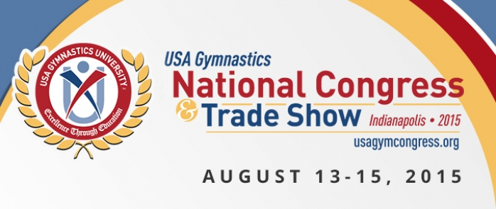 iClassPro Blog Image for USAG National Congress & Trade Show
