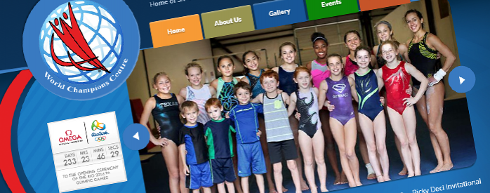 iClassPro Blog Image for New Site for World Champions Centre, Home of Simone Biles!