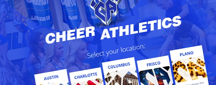 iClassPro Blog Image for iClassPro launches new Cheer Athletics website