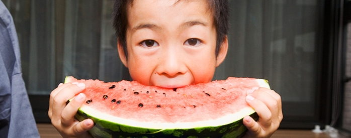 iClassPro Blog Image for Getting Kids to Eat Healthy