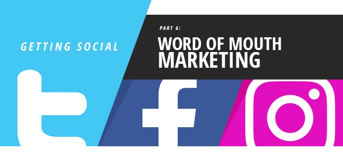 iClassPro Blog Image for Getting Social: Word-of-Mouth Marketing
