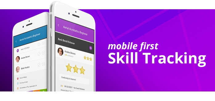 iClassPro Blog Image for Mobile First Skill Tracking