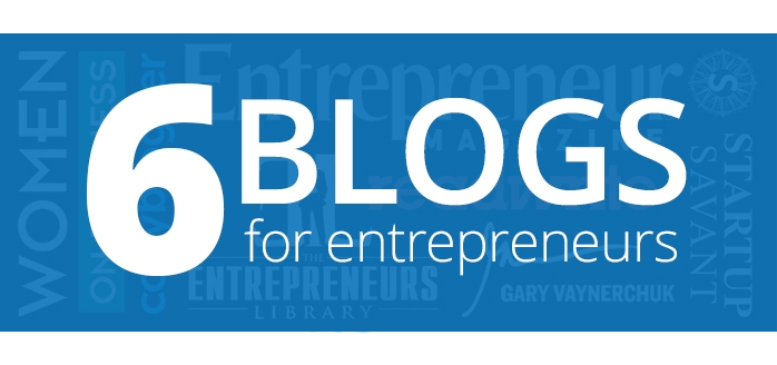 iClassPro Blog Image for Six Blogs for Entreprenuers