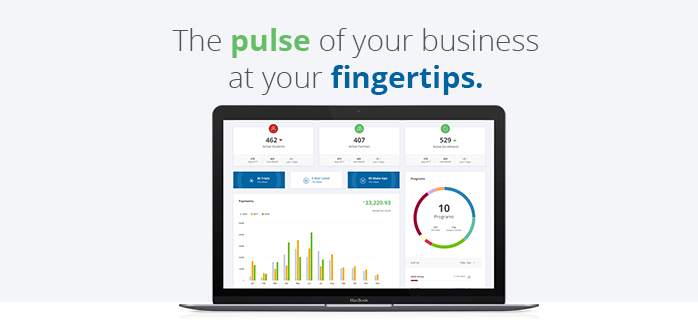 iClassPro Blog Image for Introducing Dashboard: The Pulse of Your Business Now at Your Fingertips