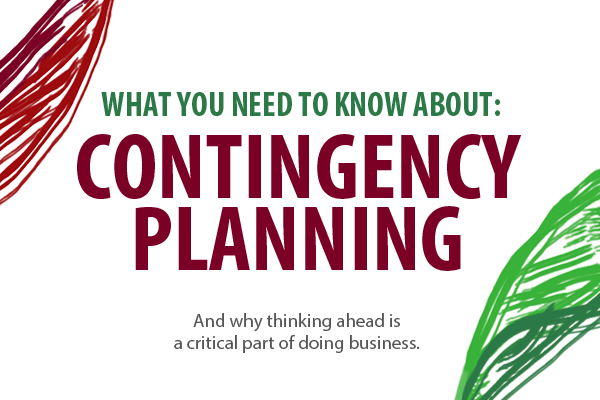 contingency planning essay The contingency plan essay sample the contingency plan for this web-based business is a documented structure which provides instructional and referral information .