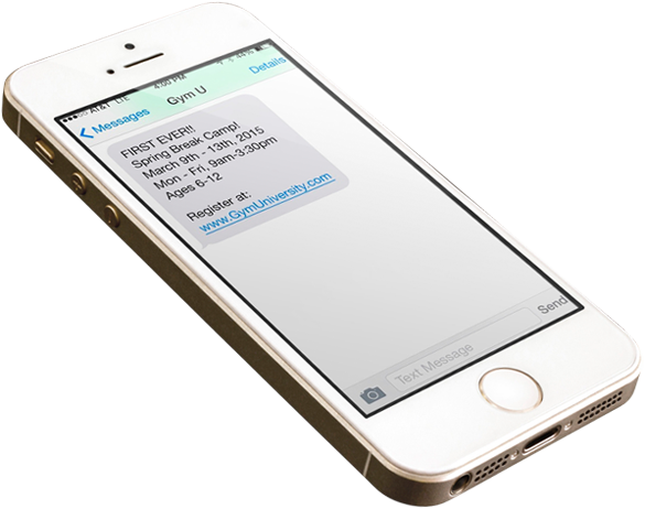 iClassPro Feature image of Text Messaging and Voice Broadcast